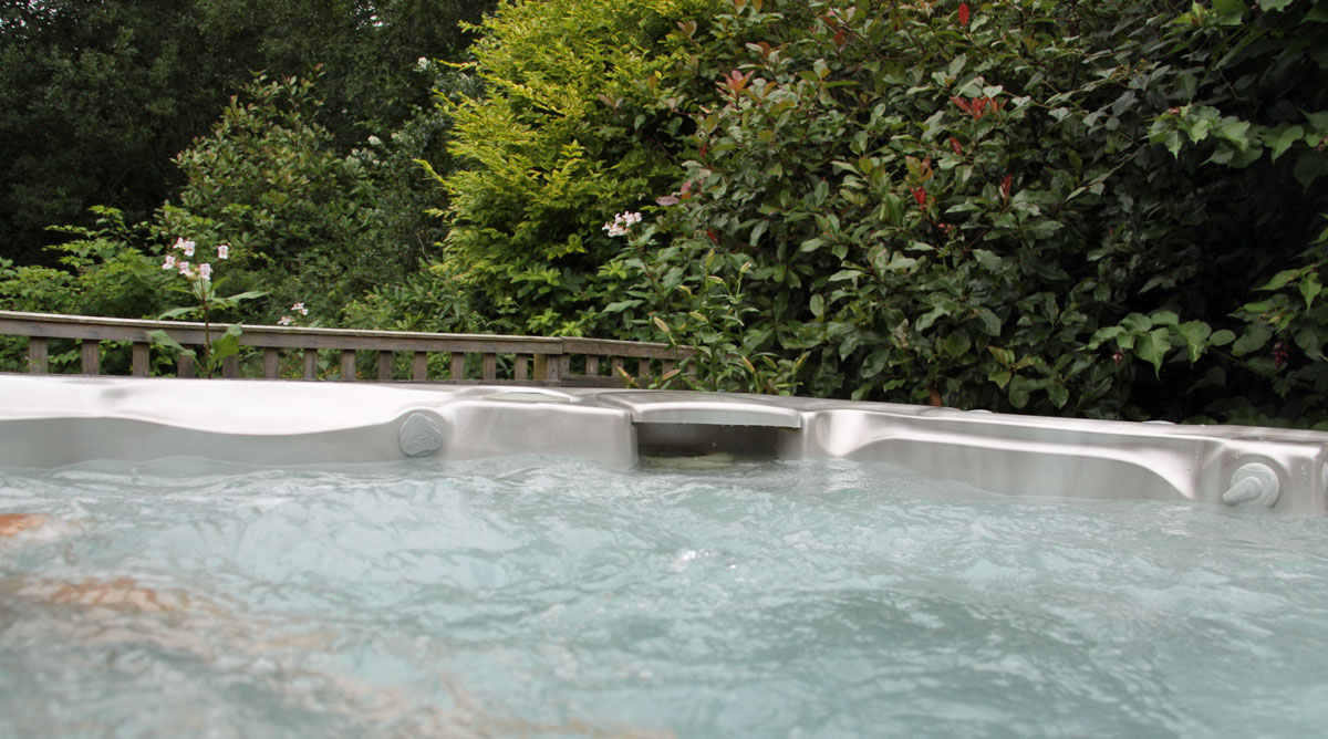 hot tub snowdonia