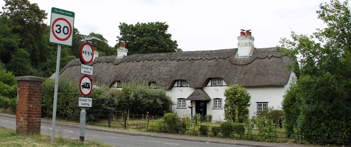rural cottage holidays in Britain