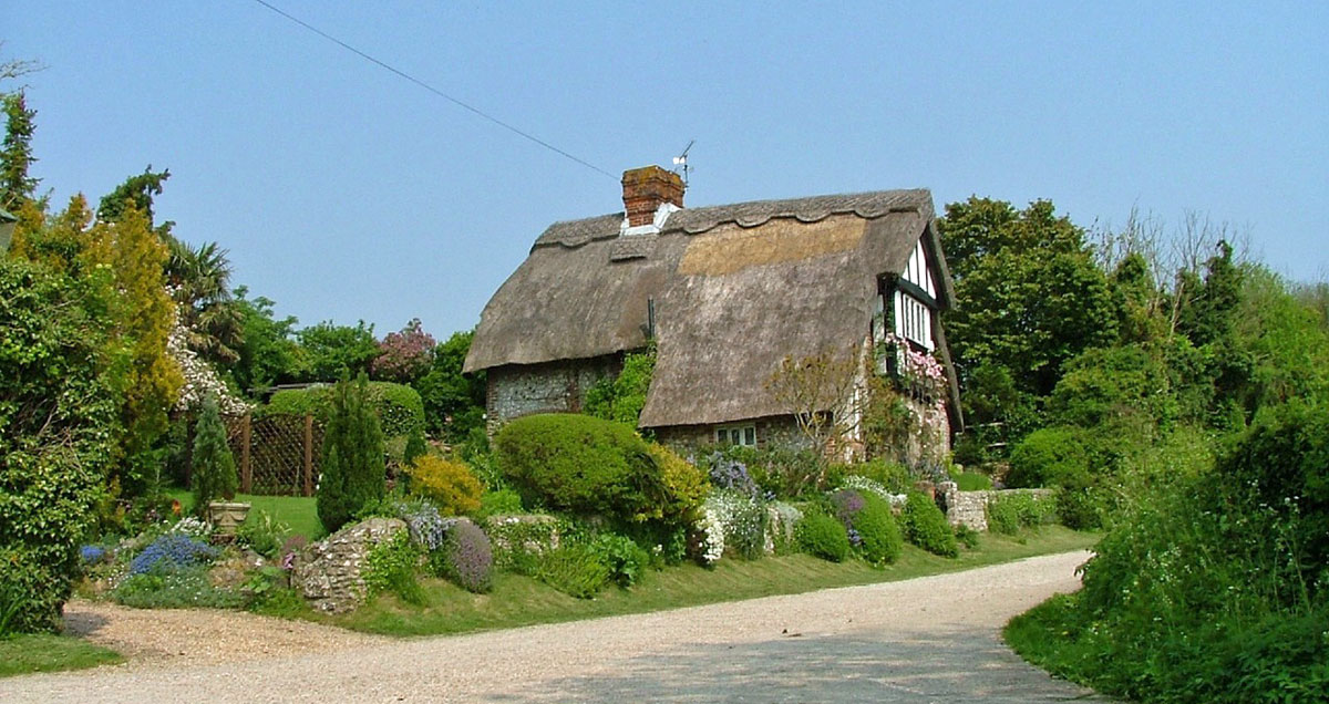 Thatched Country Cottages To Rent For Holidays In Rural