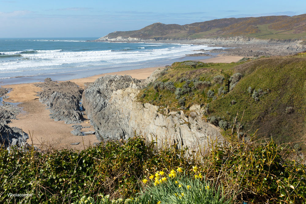 Woolacombe North Devon